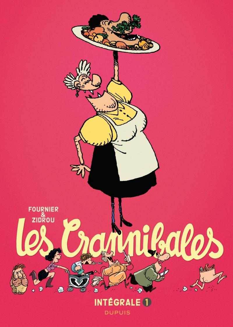 Les Crannibales - L'intégrale - tome 1 - Les Crannibales - L'intégrale 1/2