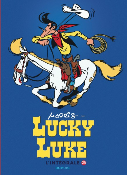 Lucky Luke - Nouvelle Intégrale - Lucky Luke - Nouvelle Intégrale, tome 2
