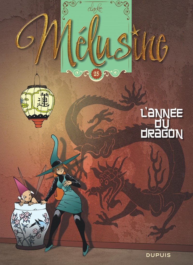 Melusine - tome 25 - L'année du dragon