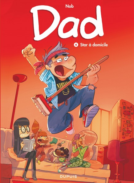 Dad - Star à domicile