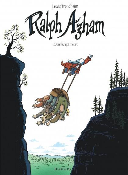 Ralph Azham - Un feu qui meurt