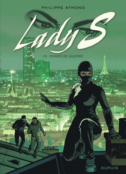 Lady S. - Crimes de guerre