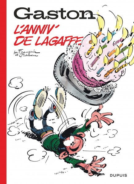 Gaston - 60th anniversary edition - L'anniv' de Lagaffe