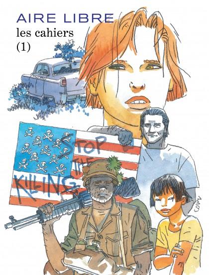 Les Cahiers Aire Libre - Cahiers Aire Libre volume 1