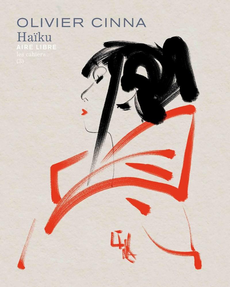 Les Cahiers Aire Libre - tome 3 - Haïku
