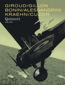 cover-comics-quintett-8211-intgrale-tome-0-quintett-8211-intgrale