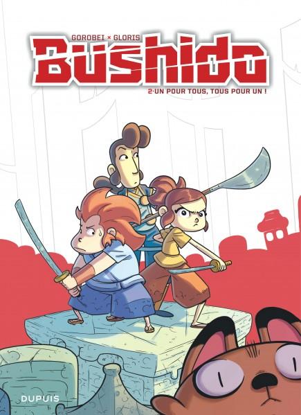 Bushido - Un pour tous, tous pour un !