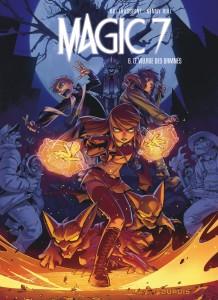 cover-comics-magic-7-tome-6-le-village-des-damns