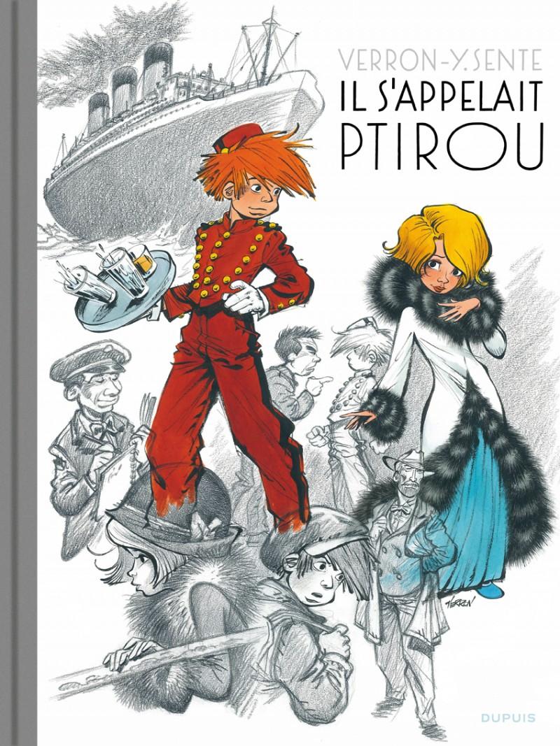 Le Spirou de ... - Il s'appelait Ptirou