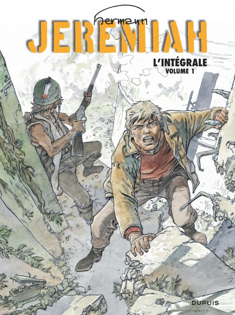 Jeremiah - Integral - tome 1 - Jeremiah Intégrale T1 (tomes 1 à 4)