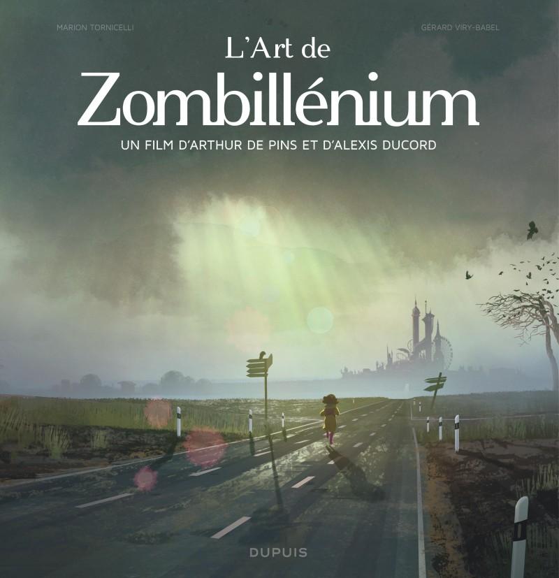 Zombillénium Artbook - tome 1 - L'Art de Zombillénium