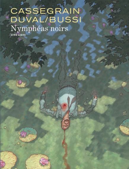 Black Water Lilies - Nymphéas noirs