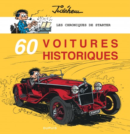 Les chroniques de Starter - 60 voitures historiques