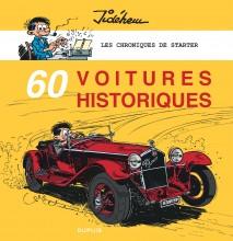 Album 60 voitures historiques (french Edition)