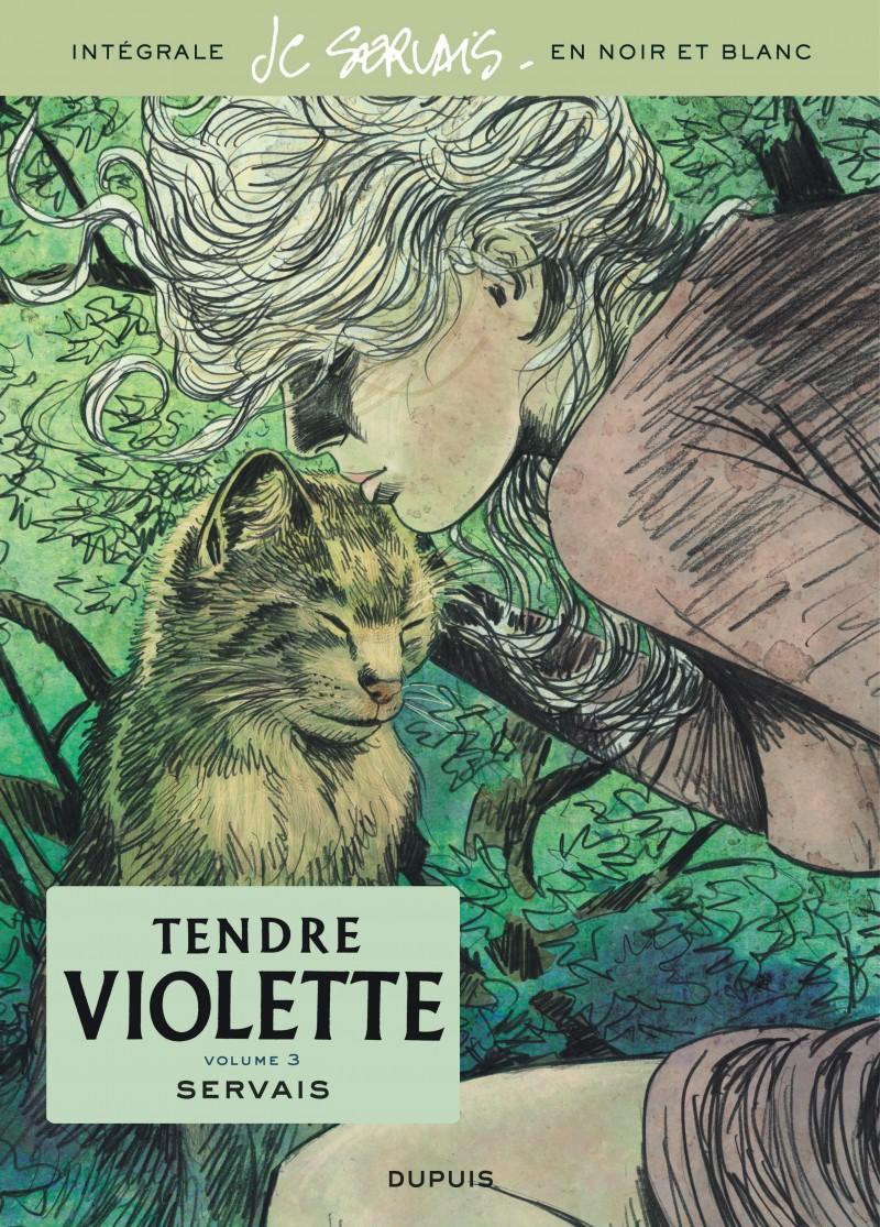 Tendre Violette, L'Intégrale - tome 3 - Tendre Violette, L'Intégrale - Tome 3/3