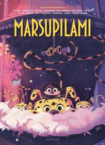 Marsupilami par - Des histoires courtes du Marsupilami par... 2/2