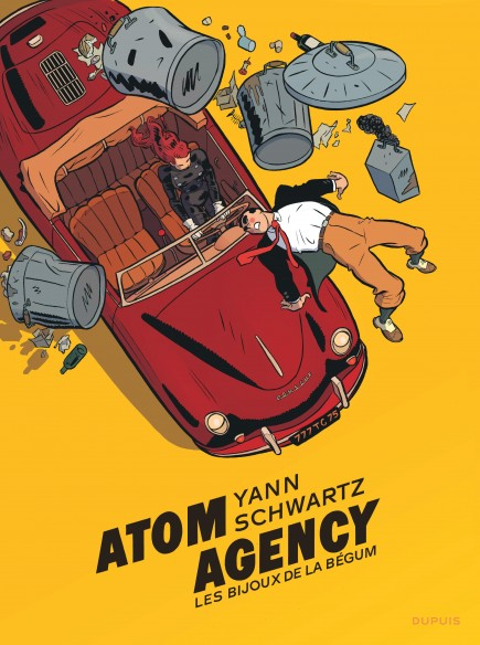 Atom Agency - Les bijoux de la Bégum