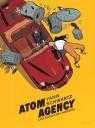Atom Agency Tome 1 - Les bijoux de la Begum N/B (Gd Format)