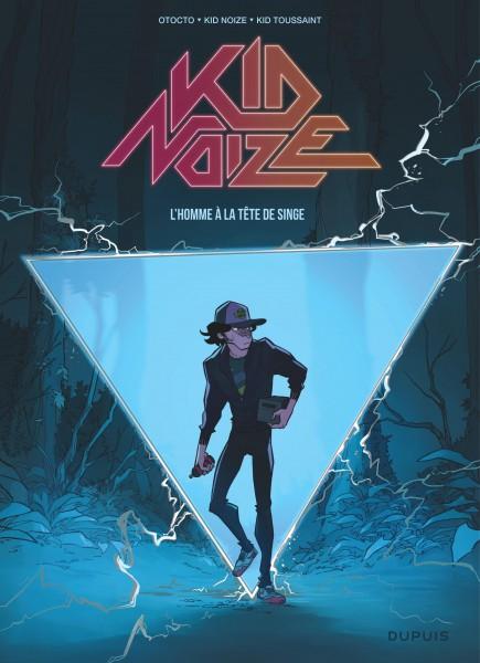 Kid Noize - L'homme à la tête de singe