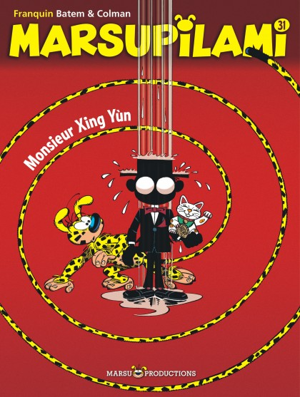 Marsupilami - Monsieur Xing Yùn