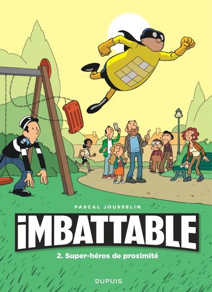 Imbattable - Super-héros de proximité