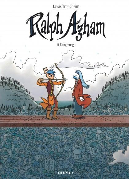 Ralph Azham - L'engrenage