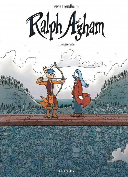Ralph Azam - L'engrenage
