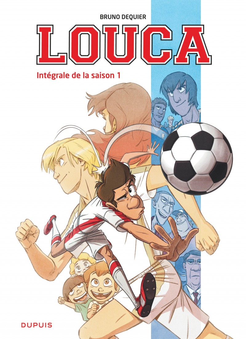 Louca - Compilation - tome 1 - Intégrale de la saison 1