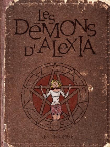 Les démons d'Alexia - L'intégrale (tomes 1 à 4)