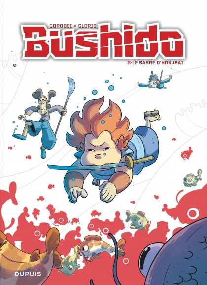 Bushido - Le sabre d'Hokusai