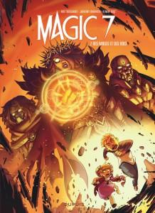 cover-comics-magic-7-tome-7-des-mages-et-des-rois