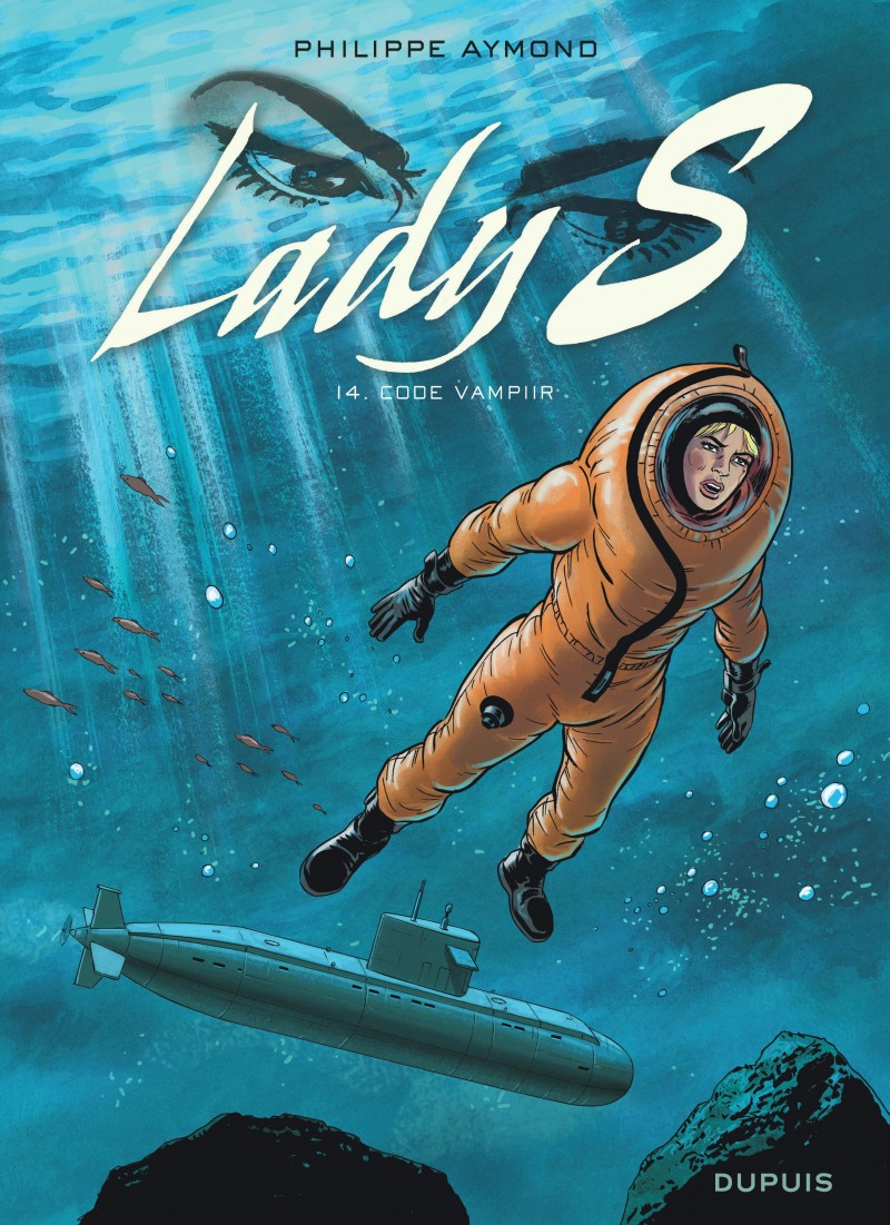 Lady S - tome 14 - Code Vampiir