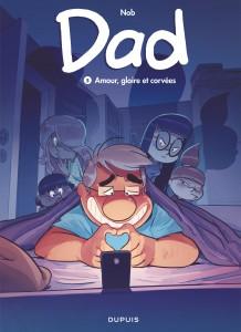cover-comics-dad-tome-5-amour-gloire-et-corves