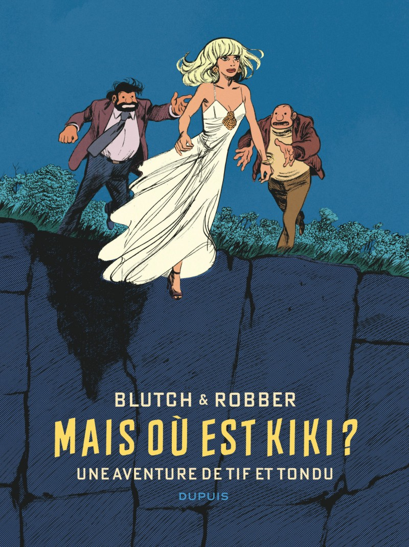 Where is Kiki? - Mais où est Kiki ?