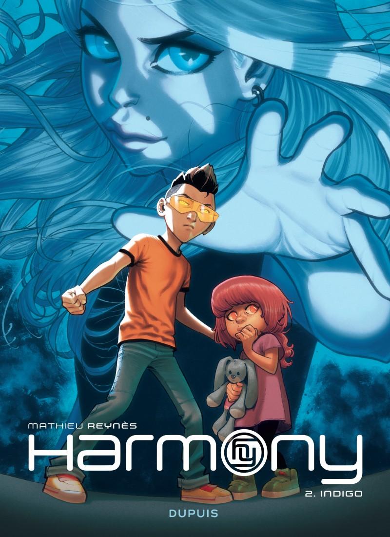 Harmony - tome 2 - Indigo