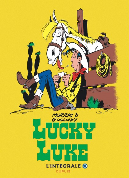 Lucky Luke - Nouvelle Intégrale - Lucky Luke - Nouvelle Intégrale, tome 3