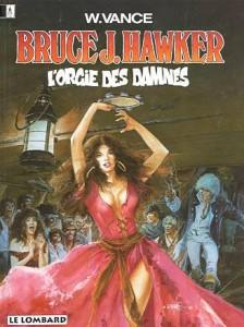 cover-comics-bruce-j-hawker-tome-2-l-8217-orgie-des-damns