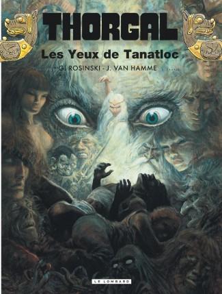 Yeux de Tanatloc (Les)