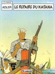 cover-comics-adler-tome-2-le-repaire-du-katana
