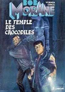 cover-comics-bob-morane-lombard-tome-23-le-temple-des-crocodiles