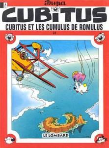 cover-comics-cubitus-tome-31-cubitus-et-les-cumulus-de-romulus