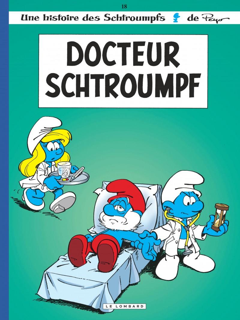 Les Schtroumpfs - tome 18 - Docteur Schtroumpf