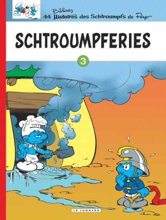 Schtroumpferies T3