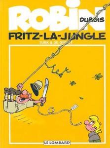 cover-comics-robin-dubois-tome-19-fritz-la-jungle