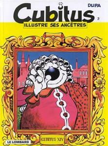cover-comics-cubitus-illustre-ses-anctres-tome-2-cubitus-illustre-ses-anctres