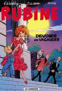 cover-comics-rubine-tome-7-devoirs-de-vacances