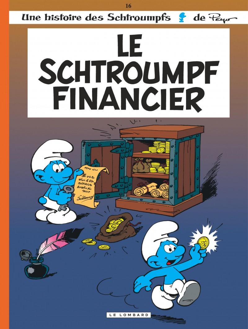 Les Schtroumpfs - tome 16 - Le Schtroumpf financier