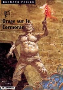 cover-comics-bernard-prince-tome-16-orage-sur-le-cormoran