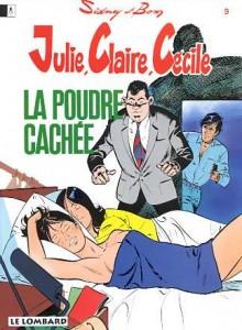 cover-comics-julie-claire-ccile-tome-9-poudre-cache-la