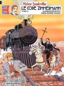 cover-comics-victor-sackville-tome-2-le-code-zimmermann-t2-le-prdicateur-fou